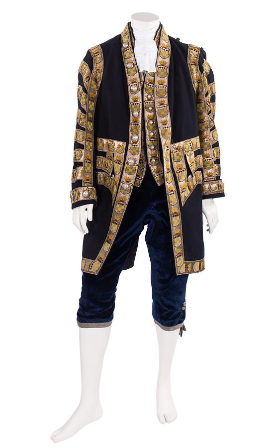 K.u.K. Gala Uniform, ungarische Adjustierung